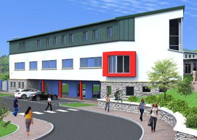 Primary Care Centre Newmarket